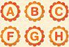 Buchstaben für Scrapbooking und Stempeln – Teil 3