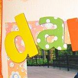 Buchstaben für Scrapbooking und Stempeln – Teil 6
