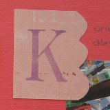 Buchstaben für Scrapbooking und Stempeln – Teil 5