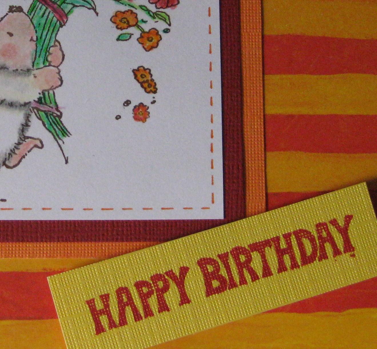 Happy Birthday Evelyn!