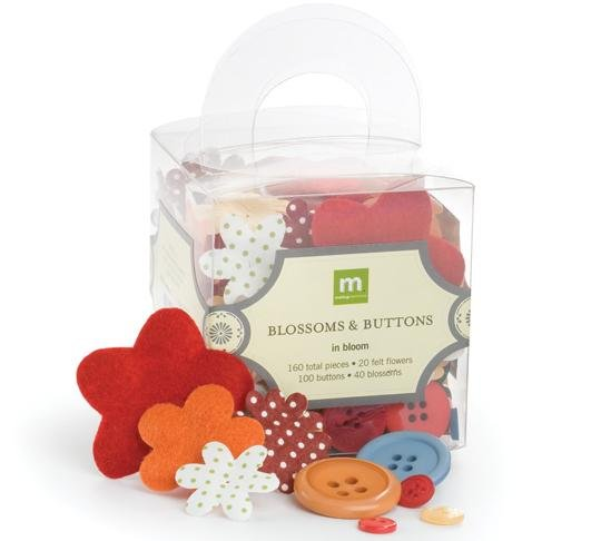 Blossoms & Buttons – in bloom von Making Memories