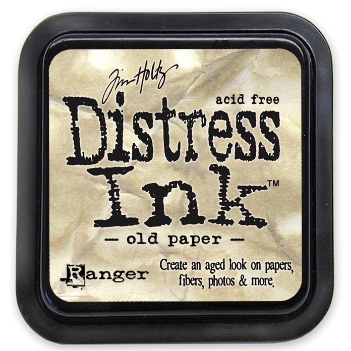 Distress Ink Stempelkissen von Ranger Ink