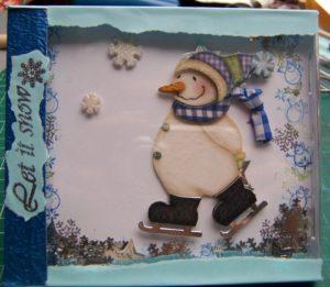 Eine etwas andere Weihnachtskarte