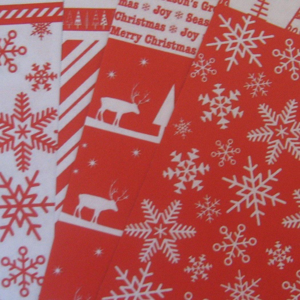 Weihnachtspapier aus dem Netz ;-)