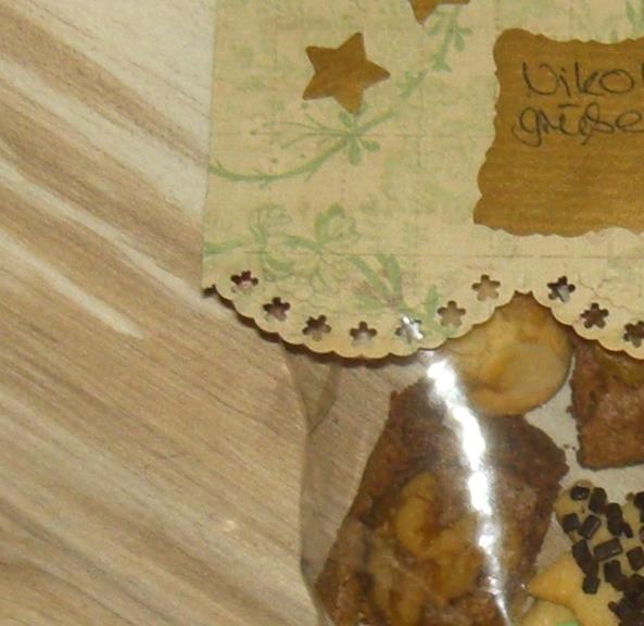 Plätzchen für die Nachbarn – schick verpackt