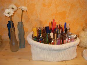 Lidan-Stiftebehälter