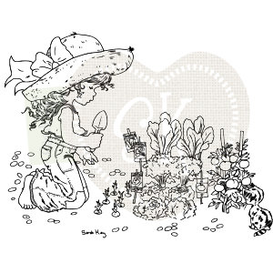 Sarah Kay Clear Stamps