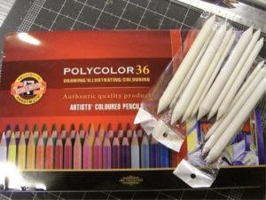 Polycolors von Koh-i-Noor