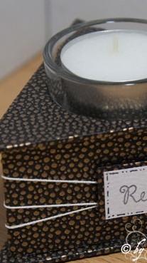 Teelichthalter sorgen für gemütliche Sommerabende