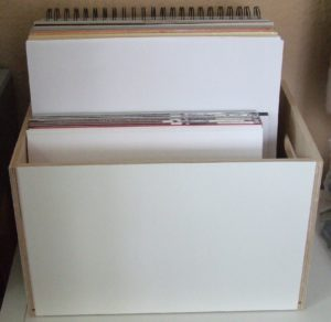 cardstock-aufbewahrung