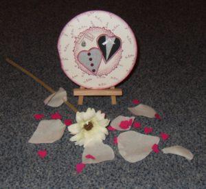 Karte Hochzeit Regina