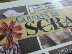 Scrapbooking auf Französisch