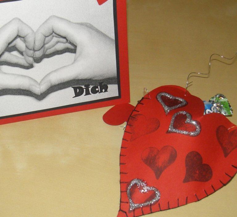 Eine kleine Valentinsüberraschung…