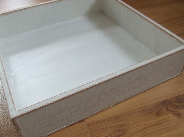 Das neue Leben einer Kiste