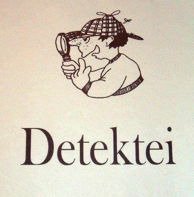 Ein detektivischer Kindergeburtstag (4)…