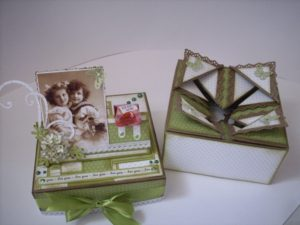 Faltkartenbox