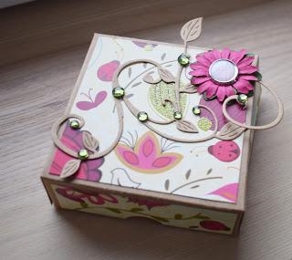Box für kleine Karten…