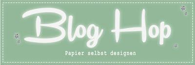 Blog Hop – Papier selbst designen