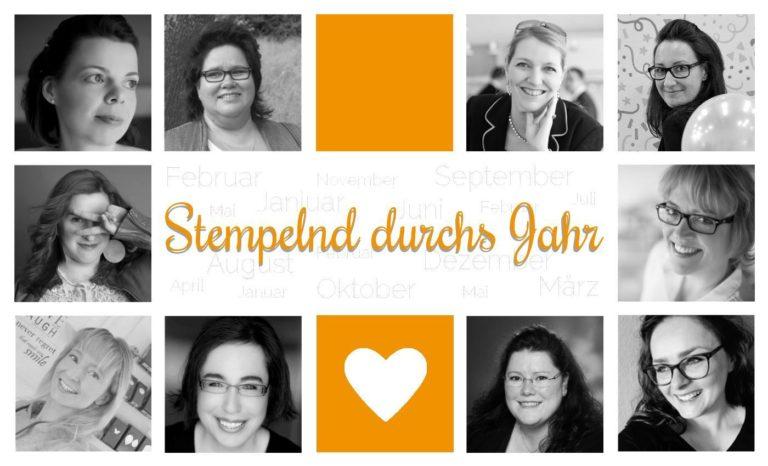 """Blog Hop """"Stempelnd durchs Jahr"""" 09/2017"""