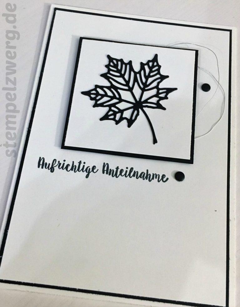 Bloghop – Trauerkarten