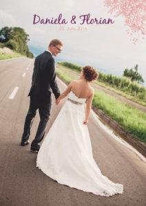 Hochzeit von Daniela & Florian