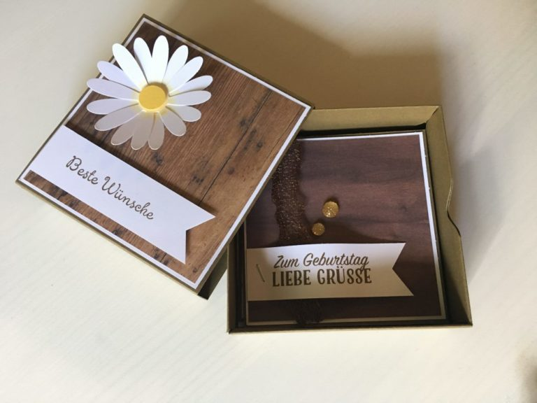 Grusskarten Geschenkset
