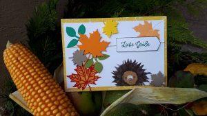 Der Herbst…Der Herbst…Der Herbst ist da….la la la la!!!