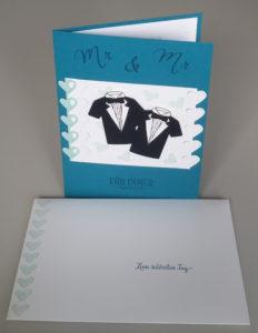 Glückwunsch zur Hochzeit