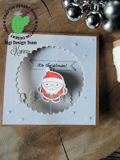 mein DT Post für CDD – Spinner Card