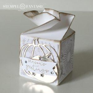 Vintage-Box mit Drehdeckel