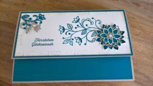 Blog Hop – Blumenvariationen