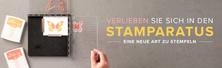 Neues Tool in Sicht – der Stamparatus