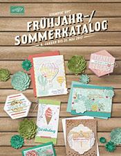 Hurra, hurra – der Frühjahr-/Sommerkatalog 2017 und die Sale-A-Bration sind da!