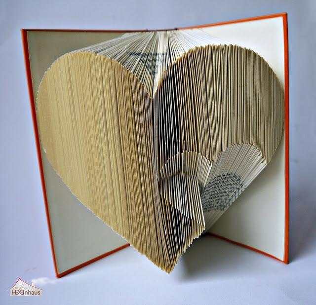 Buchfaltkunst – die Erste