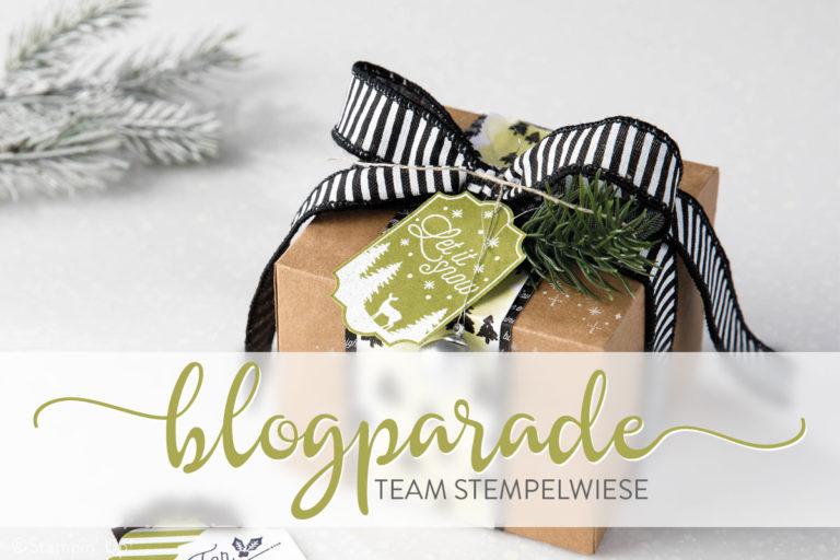 Blogparade im November