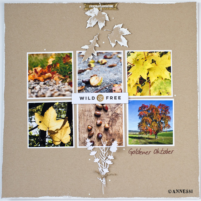 Herbstimpressionen – Goldener Oktober