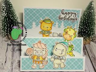 2. Guest Desiner Post for the Stamp Team