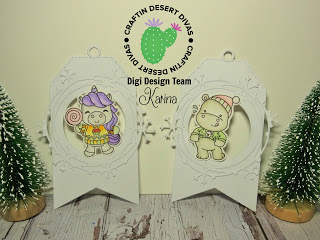 4. Projekt als Gast Designerin im Stempel Team bei CDD