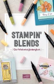 Stampin`Blends ab heute erhältlich