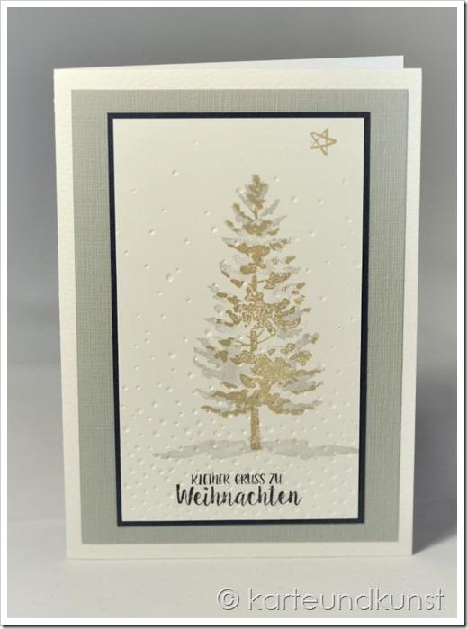 Letzte Weihnachtskarten