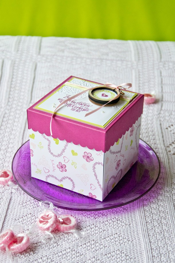 Eine besondere Box…