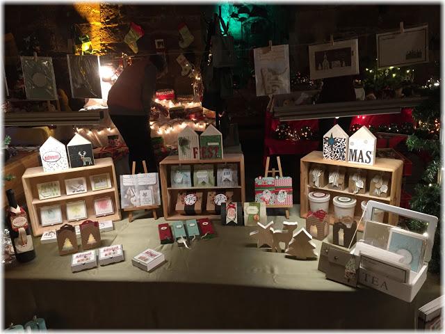 Adventsmarkt und Weihnachtskarten