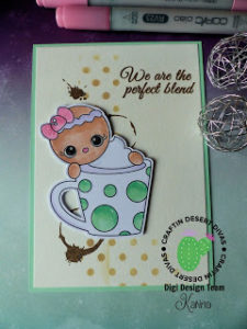 DT Post for CDD – perfect blend
