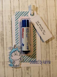 Lippenpflege DT Post Stempellädle