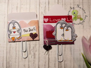 Pinguin – Tage – Paper Clips