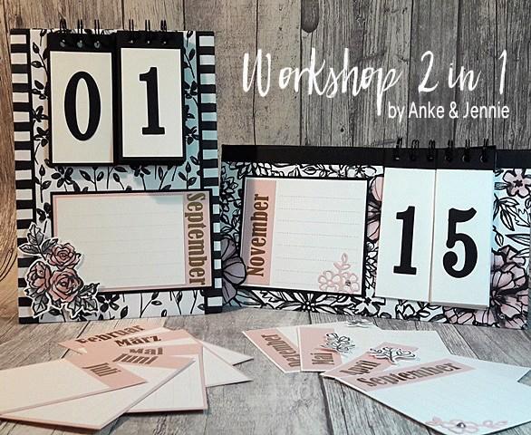 Workshop 2 in 1 – Dauerkalender