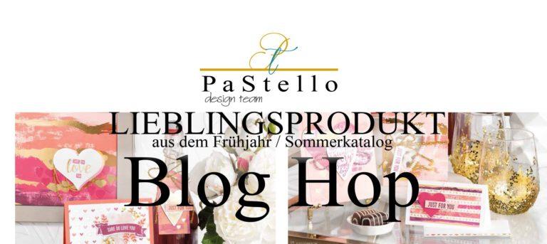 PaStello BlogHop: Schachtel voller Liebe