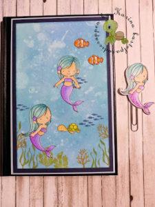 Meerjungfrauen auf dem Kalender