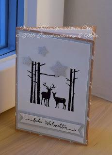 …Weihnachtskartenproduktion…