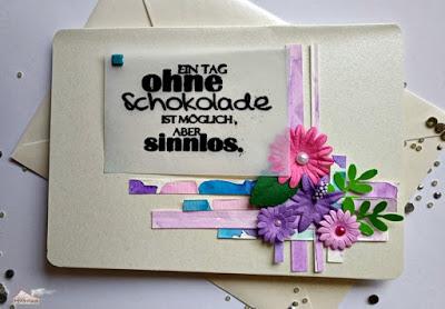 Ein Tag ohne Schokolade ist möglich…
